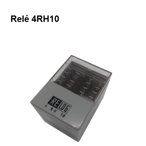 Relé 4RH10 IP40 GS 110V